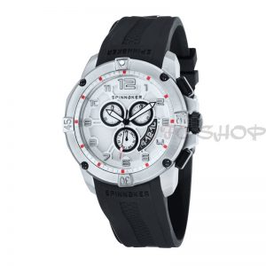 Montre chronographe SPINNAKER SP-5013-01 Quartz Swiss Made ISA 8172 avec date