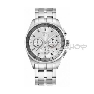Montre chronographe CERRUTI CRA089A211G collection Veliero