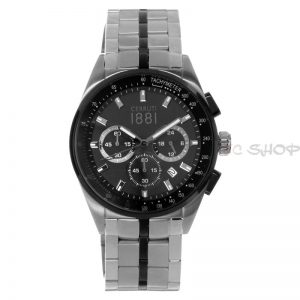 Montre chronographe CERRUTI CRA089A221G collection Veliero
