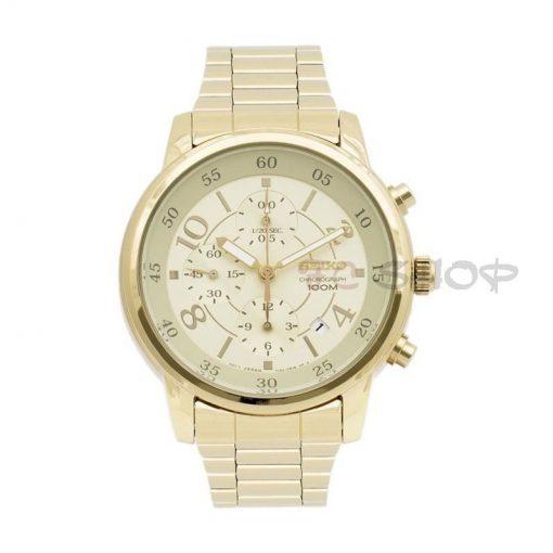Montre chronographe SEIKO SNDW84 mouvement quartz avec date