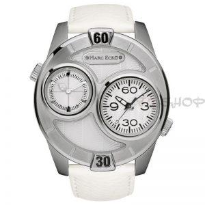 Montre analogique MARC ECKO E16584G3 mouvement Quartz modèle gris/blanc