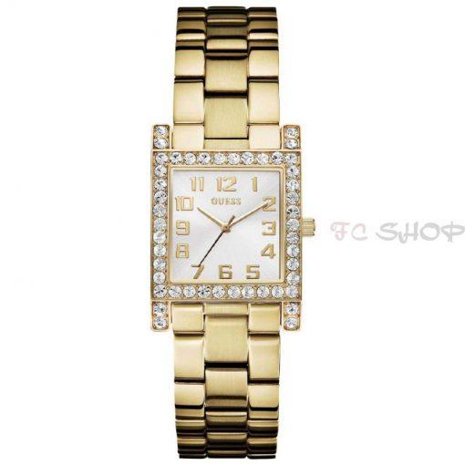 Montre analogique femme GUESS W0128L2 mouvement quartz modèle couleur doré