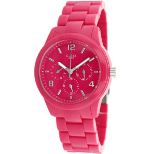 Montre analogique GUESS W11603L4 mini Spectrum rose