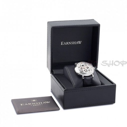Montre homme THOMAS EARNSHAW Grand Calendar ES-8043-02 automatique multifonction