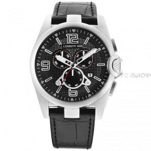 Montre chronographe CERRUTI 1881 CRA088N222G Collection Mercurio