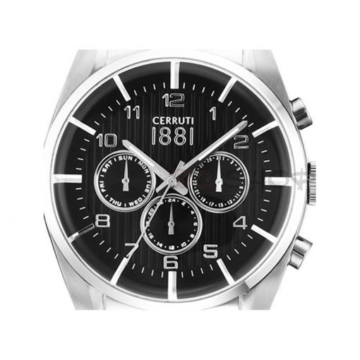 Montre chronographe CERRUTI 1881 CRA109SN02MS Collection Amalfi