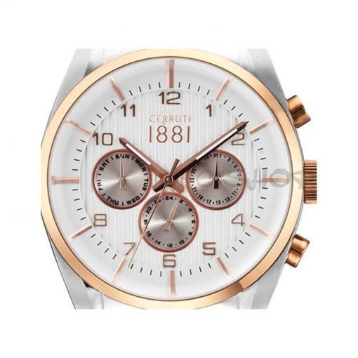 Montre chronographe CERRUTI 1881 CRA109STR04MRT Collection Amalfi