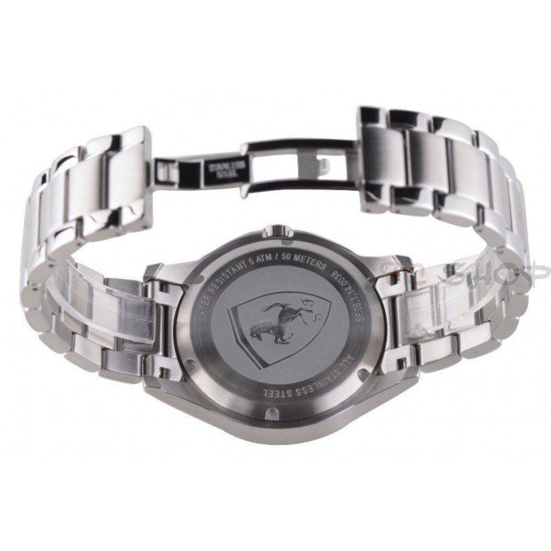 acheter populaire 9dd5a 601ae Montre analogique homme SCUDERIA FERRARI 830094   fcshop-montre