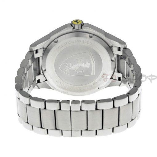 Montre analogique homme SCUDERIA FERRARI 830094 bracelet acier argent