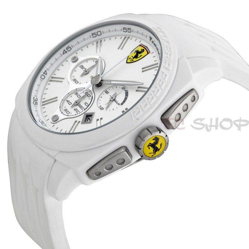 Chronographe Montre Homme Ferrari 830119Fcshop Scuderia 8wZkNOnX0P