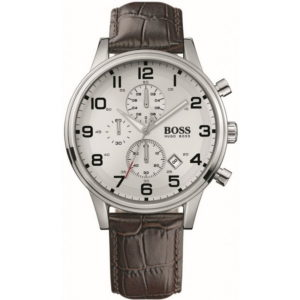 Montre homme Hugo Boss, HB1512447, chronographe